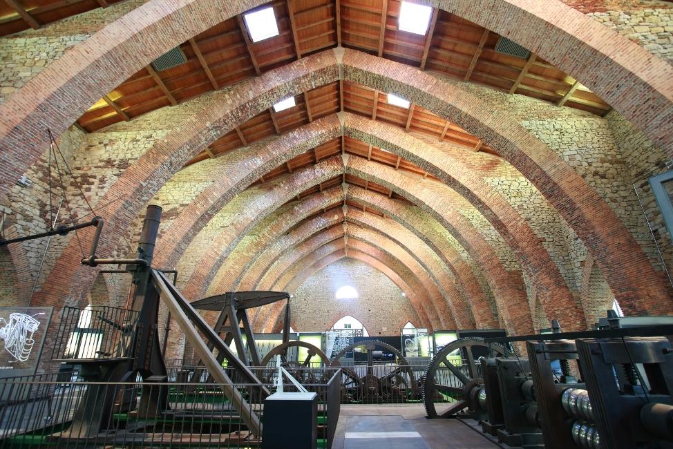 Museo siderurgia mineria